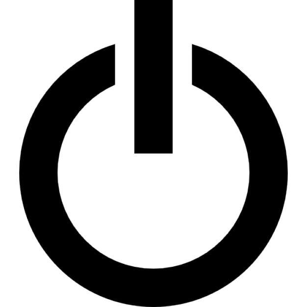power button vectors photos and psd files free download rh freepik com power button vector download power button logo vector