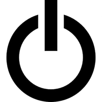 Power switch outline