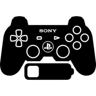 Ps 3 games control with low battery status