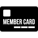 Restaurant membership card tool