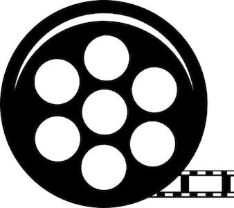 Roll of film strip