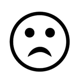 Sad Free Icon