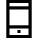 Smartphone Icon Pixel