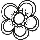 Spring Garden Flower