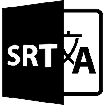 Srt File Vectors Photos And Psd Files Free Download