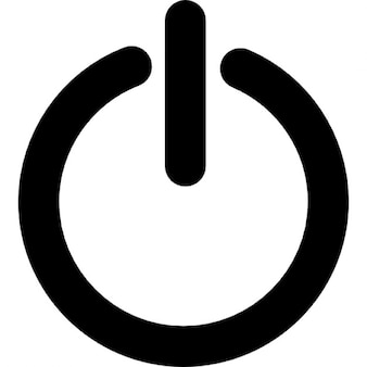 standby power button vectors icon ago years