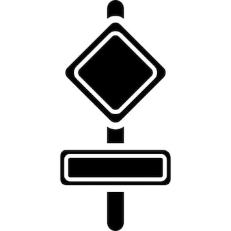 Street or route signals
