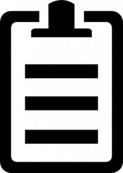 Заметку в папке