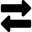 Two-way arrows