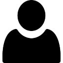 User filled person shape