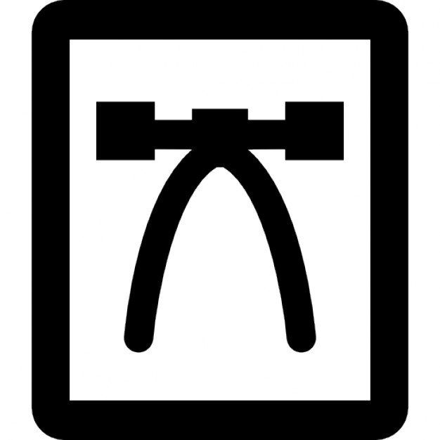 Vector file symbol for interface