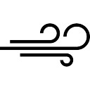 Wind weather lines group symbol