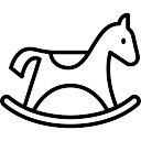 Woody Rocking Horse