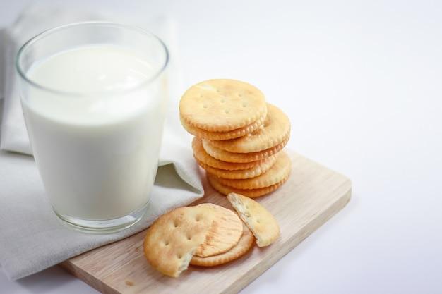 クラッカーチーズ、ミルク-02