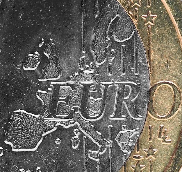 Монета 1 евро, европейский союз