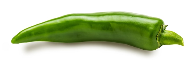 1 свежий зеленый перец чили