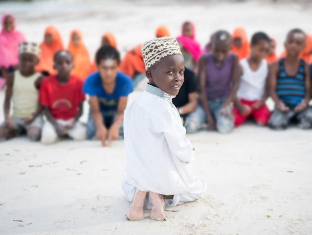 子供とアフリカの教室10/12/2018ザンジバル