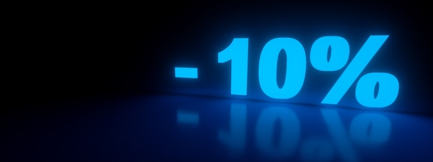 10 скидок на неоновые скидки