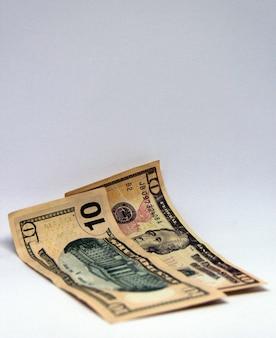 10ドルの紙幣