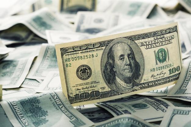 $ 100 달러 지폐