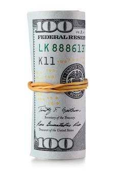 100ドル