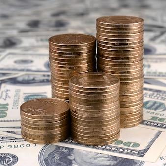 ウクライナのお金は多くの米国の100ドル札にあります