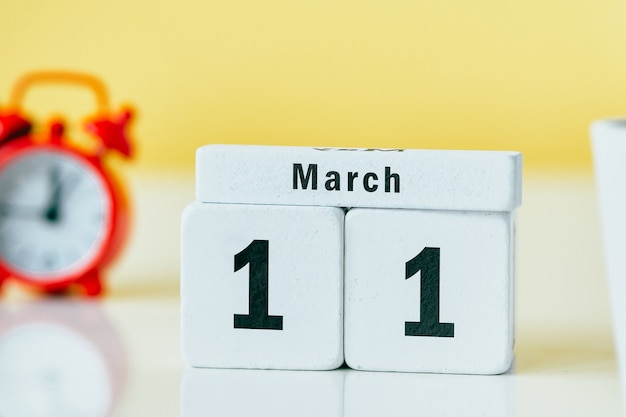 11 eleventh day of spring month calendar march.