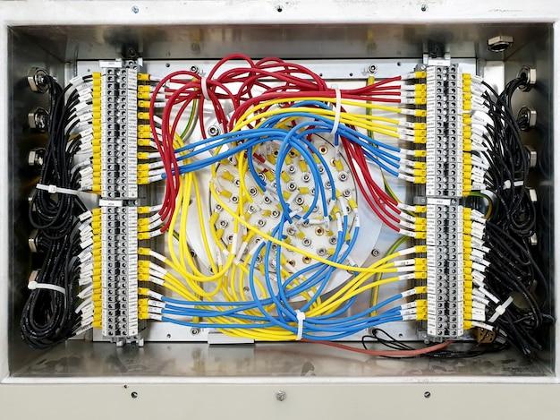 115kvガス絶縁変電所変流器の終端