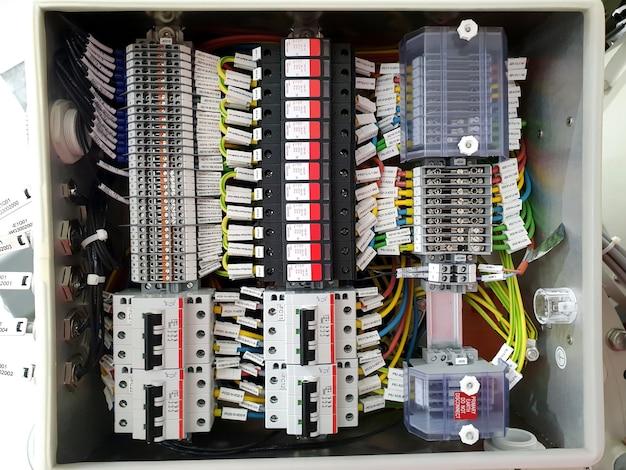 115kvガス絶縁変電所計器用変成器終端ボックス