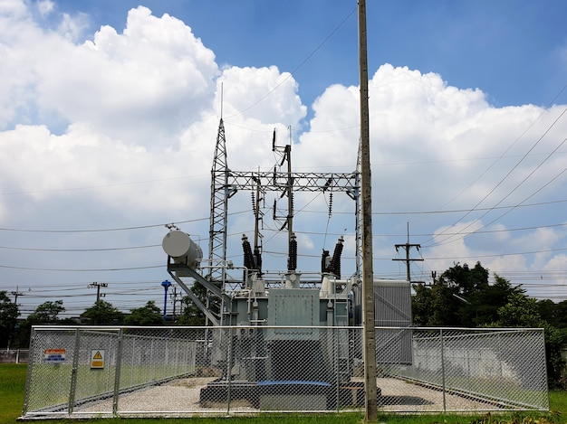 Фидер трансформатора 115 кв на подстанции
