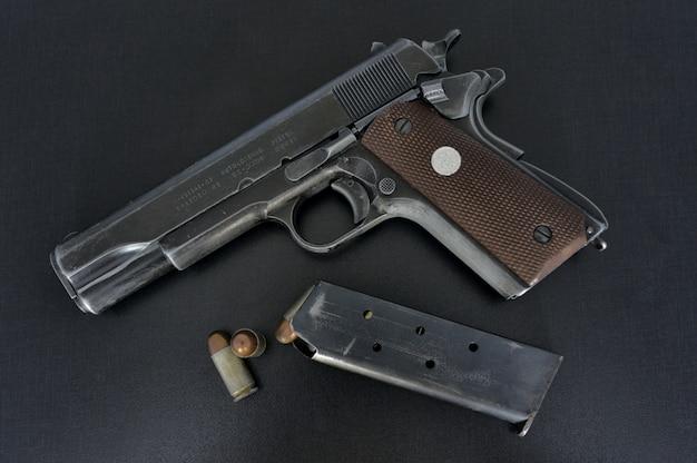 Оружие м1911