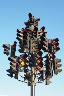 1つの投稿に多くの信号