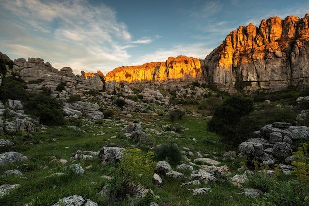 トルカルデアンテケラナチュラルパークには、ヨーロッパで最も印象的なカルスト風景の1つがあります。