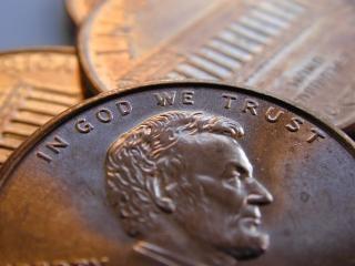 1セント硬貨