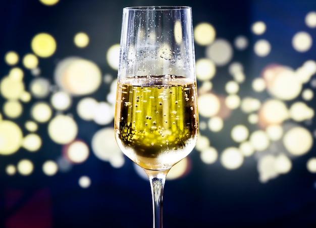 スパークリングワイン1杯