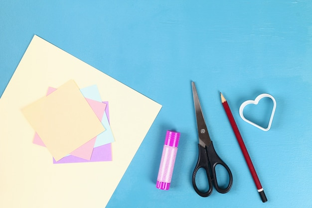 2月14日にdiyのバレンタインデーのグリーティングカード