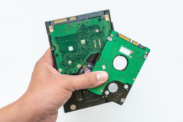 ハードディスクドライブ2.5および3.5
