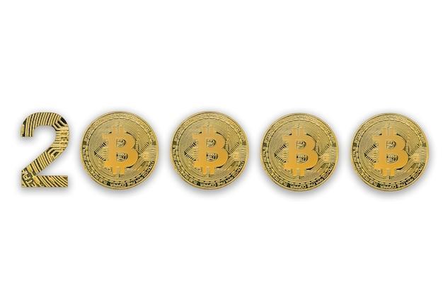 20000 биткойн обменный курс, изолированный