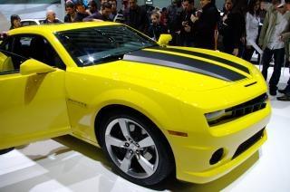 国際ジュネーブ車サロン2010年のコンセプトモデル