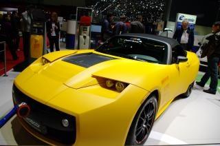 国際ジュネーブ車サロン2010、サロン、モデル