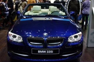 Международном женевском салоне автомобили 2010