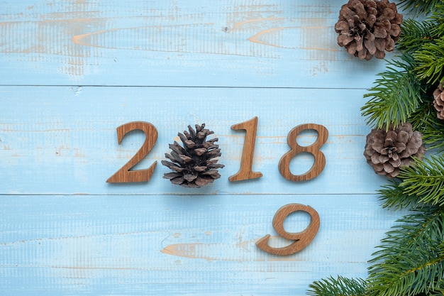 holiday office decorating ideas get smart workspaces.htm 2018 2019 number with christmas decorations on wooden background  2019 number with christmas decorations