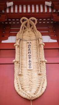 東京、日本 -  2019年2月20日:浅草寺、東京、日本の有名な寺院。