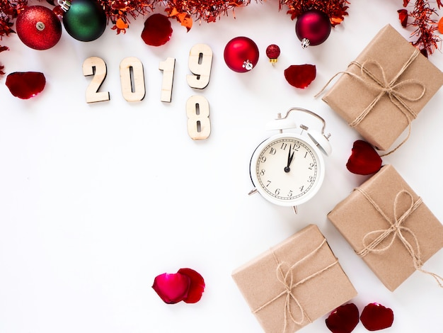 感謝祭とクリスマス、新しい年2019