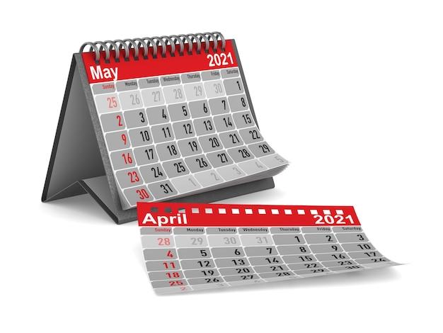 2021 год. календарь на май.