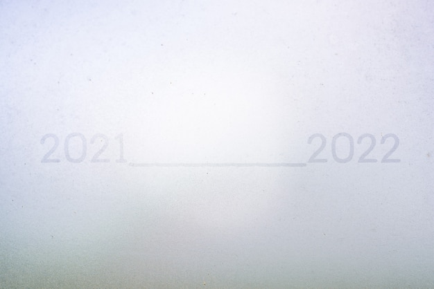 絶対的な背景の2022年の新年