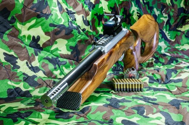 .22lr半自動カービン銃