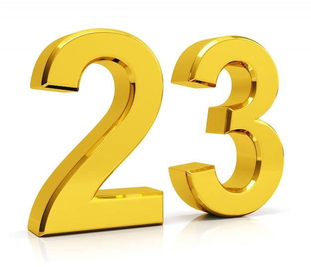 Номер 23