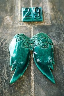 青い翼を持つ数29
