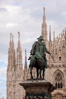 ミラノのヴィットリオエマヌエーレ2世記念碑